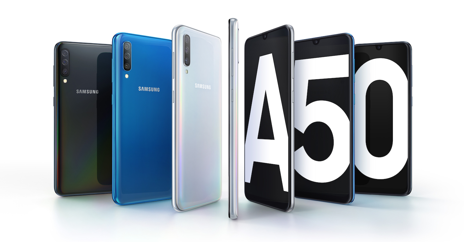 Sasmung Galaxy A50 FB