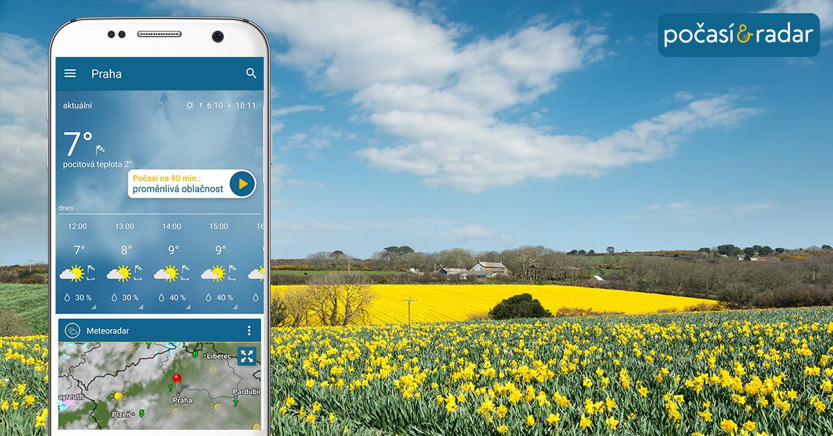 Aplikace-Pocasi&Radar_CS