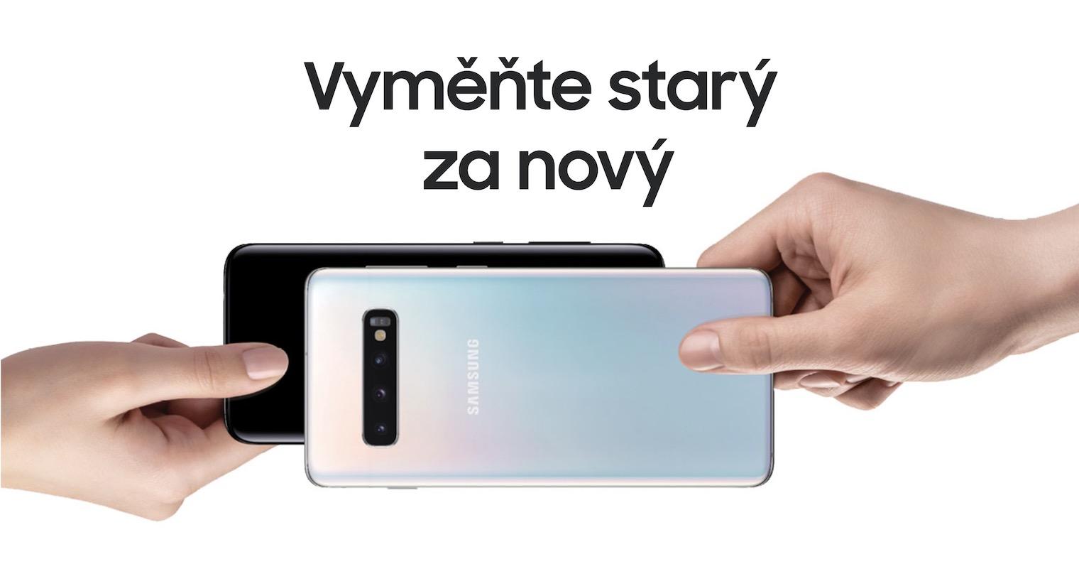 Samsung stary za novy Galaxy S10