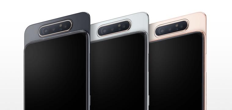 Galaxy A80 1