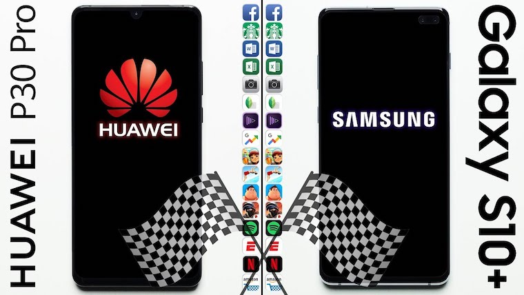 Huawei vs galaxy fb