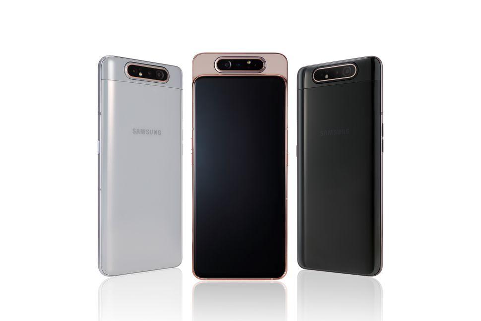 Samsung Galaxy A80 fb