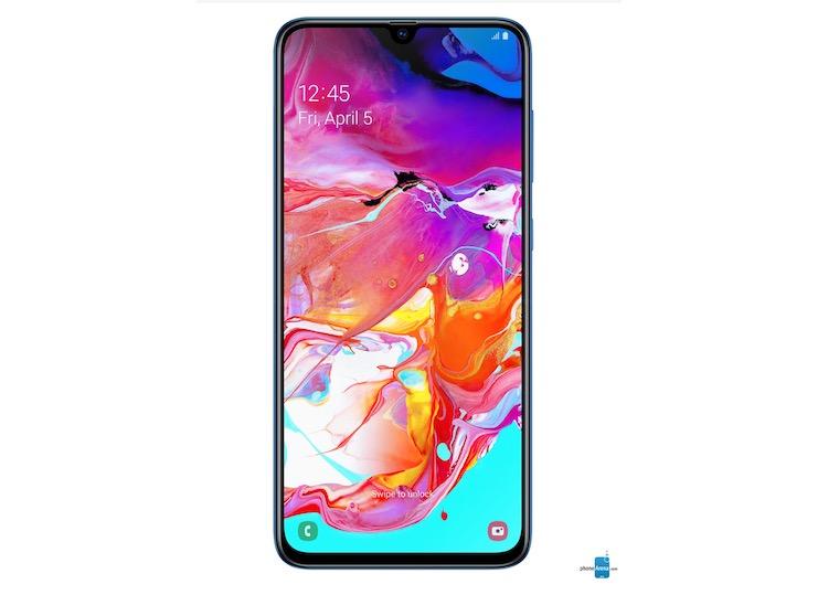 Galaxy A70 Phone Arena