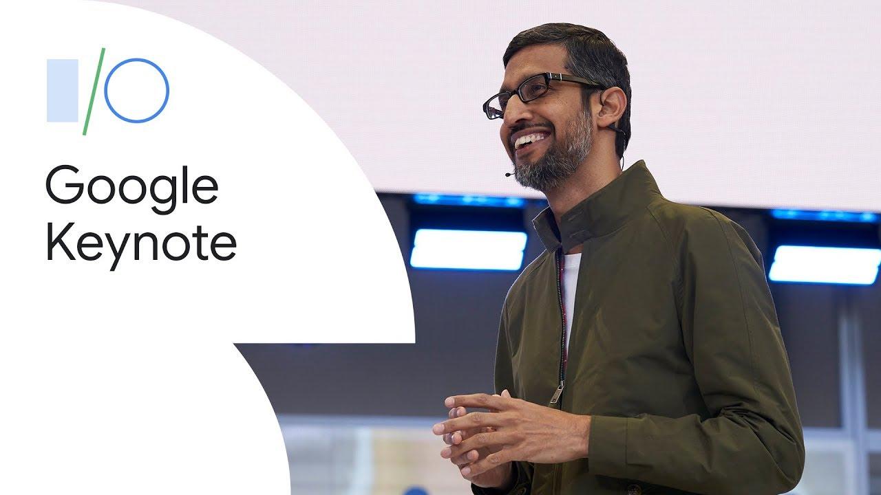 Google I:O 2019