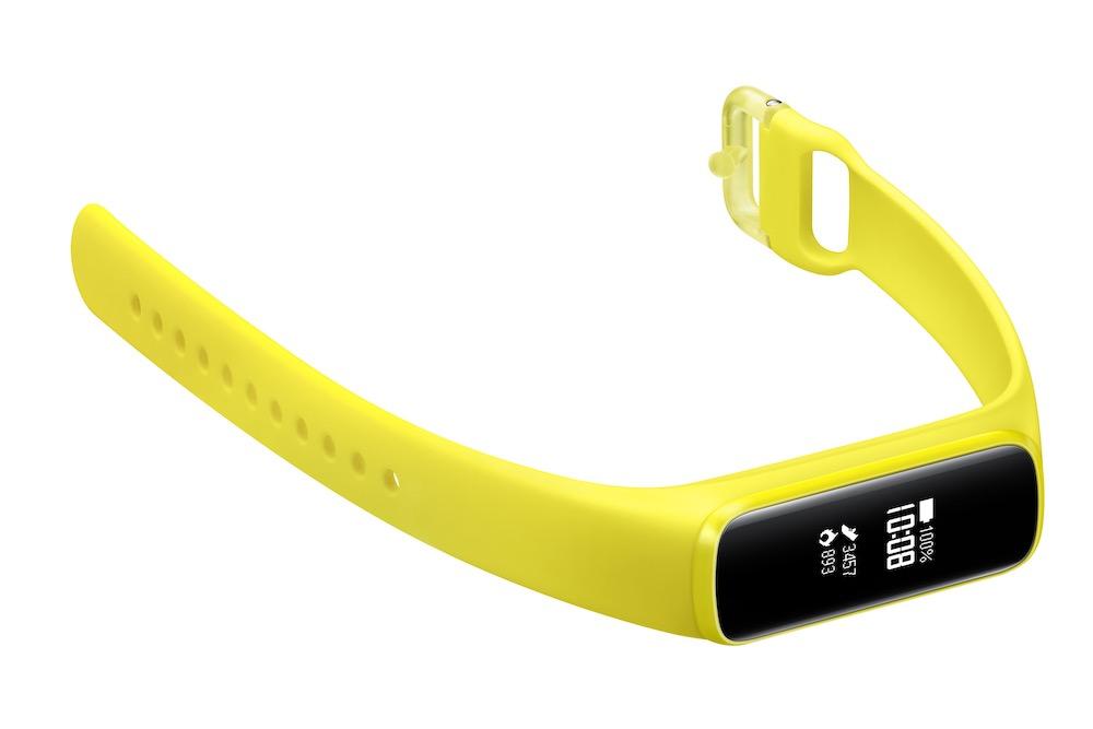 Galaxy Fit e yellow 1