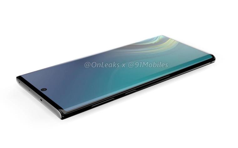 Galaxy Note 10 Leak 2