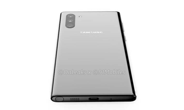 Galaxy Note 10 Leak 3