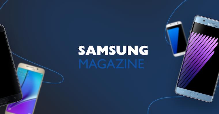 Samsung-Magazine