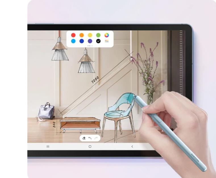 Galaxy Tab S6 web 3