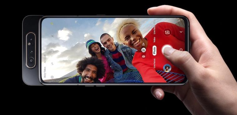 Samsung Galaxy A801