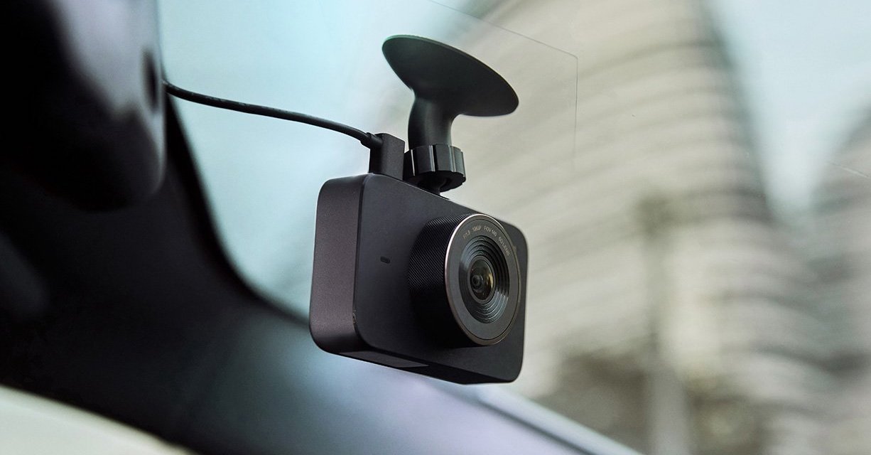 Xiaomi Mi Dashcam 1S kamera do auta FB