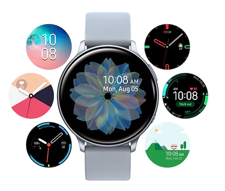 Galaxy Watch Active 2 7