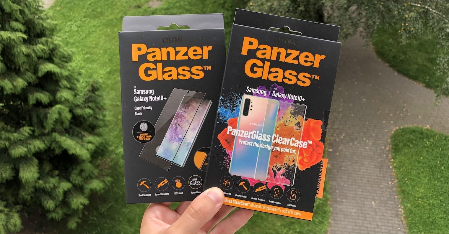 PanzerGlass Samsung Galaxy Note10 FB