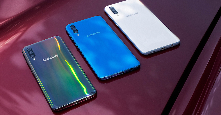 Galaxy A 2019 FB