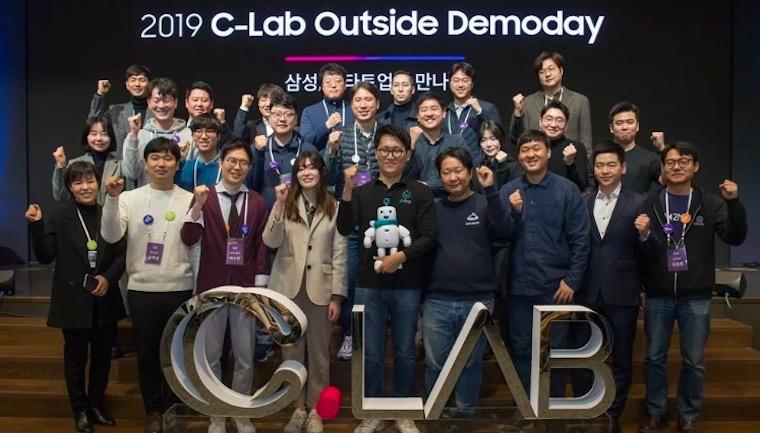 C-Lab 2019 Samsung