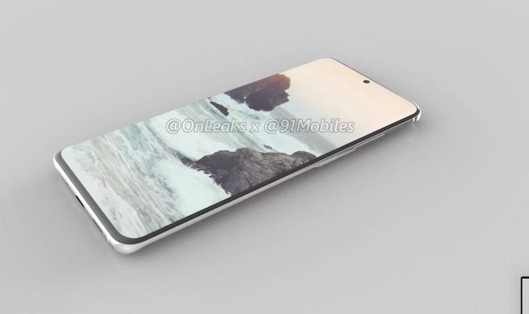 Samsung Galaxy S11 Render 2