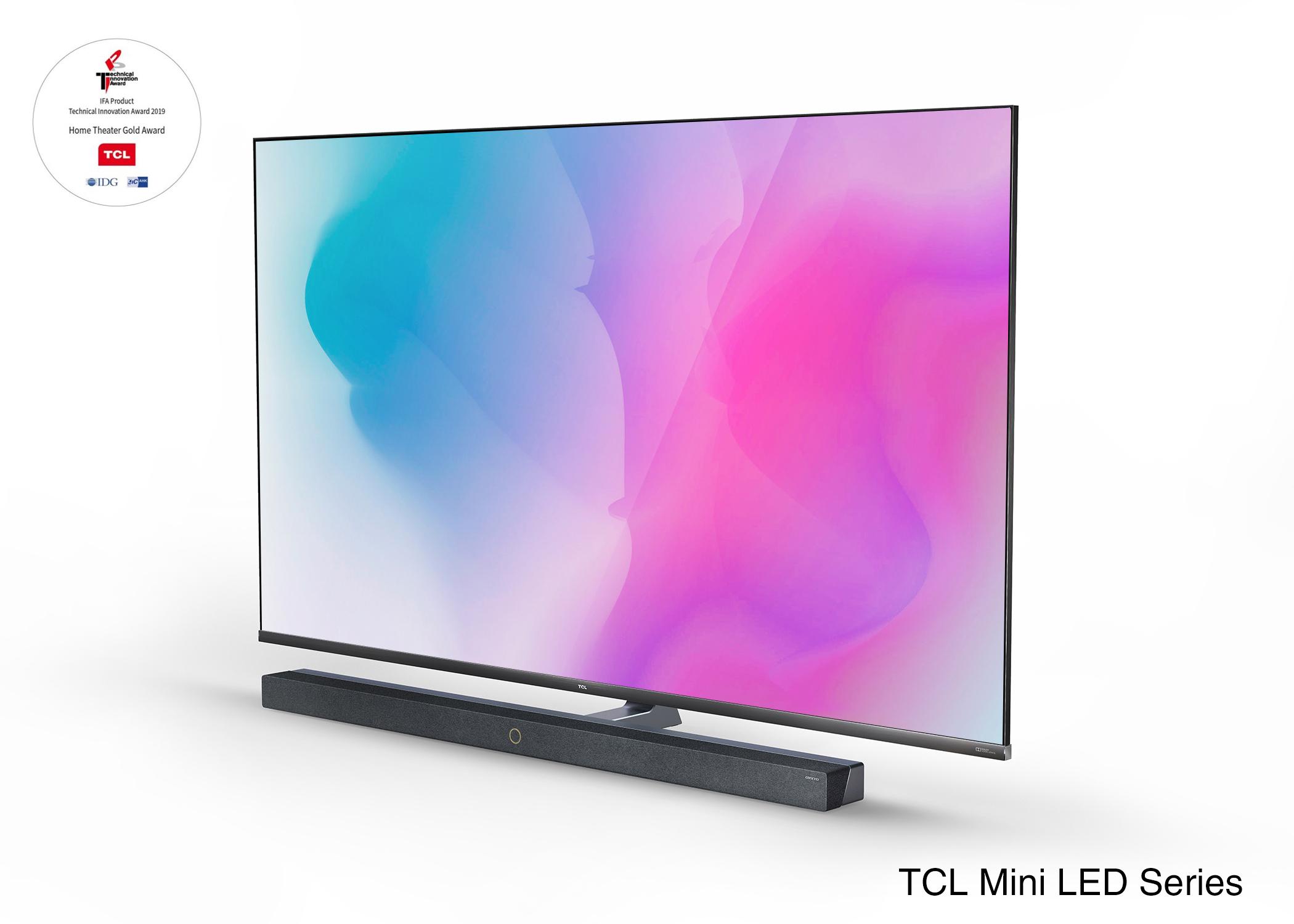 TCL_Mini LED_X10 Award