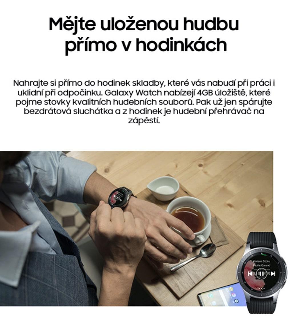 Chytré hodinky Samsung Galaxy Watch 46mm 3-min