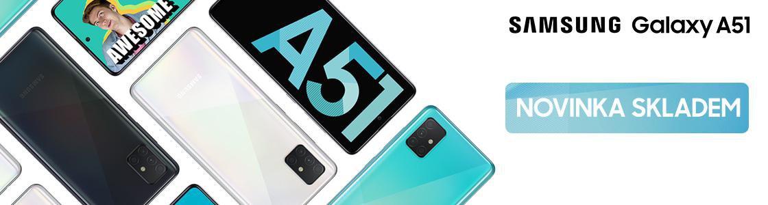 Samsung Galaxy A51 skladem
