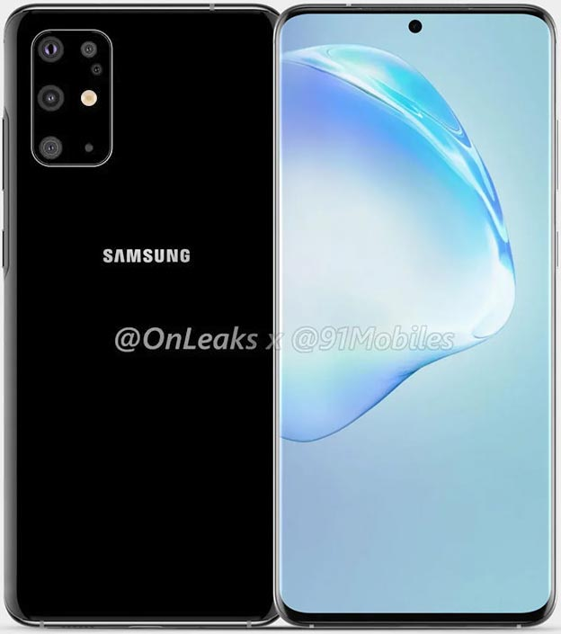 Samsung Galaxy S20 Ultra GSMArena 1