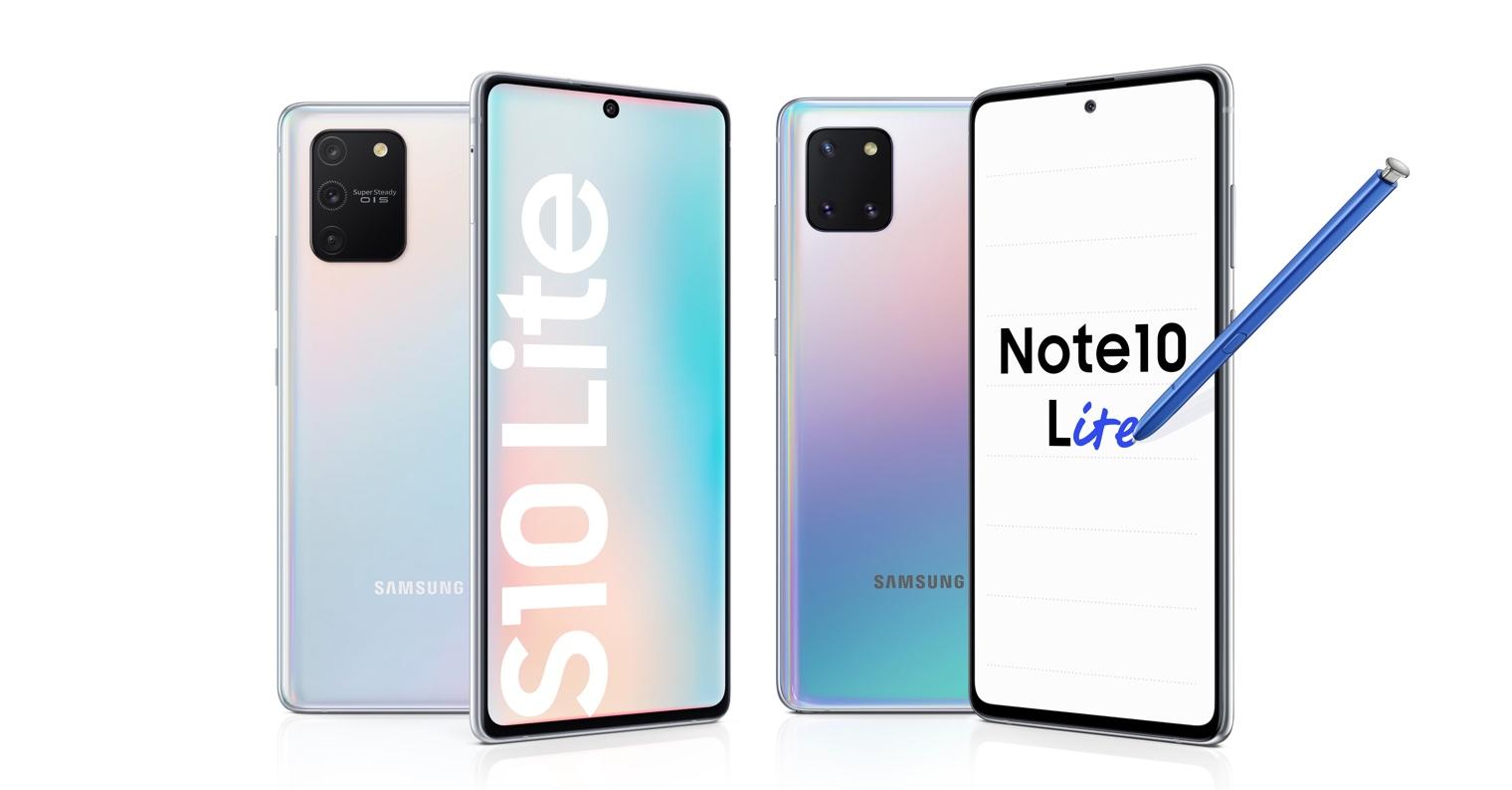 Samsung Galxy S10 Lite Note10 Lite FB