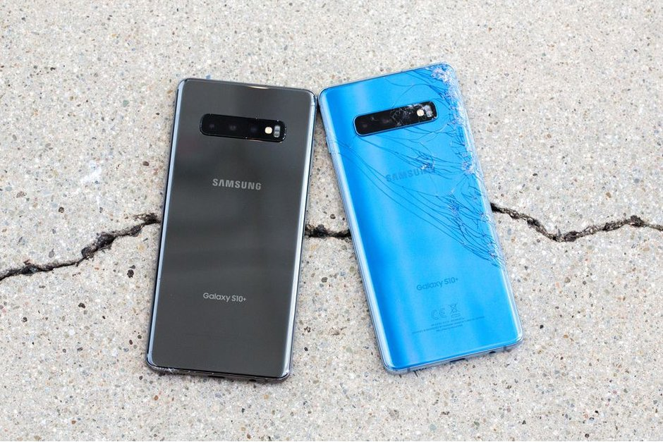 ochrana displeje Samsung Galaxy