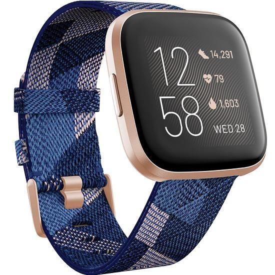 Chytré hodinky Fitbit Versa 2 Special Edition (NFC) 1
