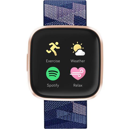 Chytré hodinky Fitbit Versa 2 Special Edition (NFC) 3