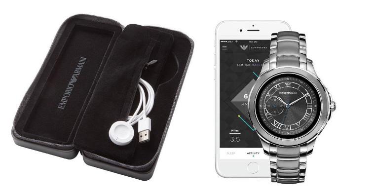 Chytré hodinky od stylových značek fb