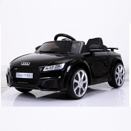 Dětské elektroauto Eljet Audi RS TT černé 1