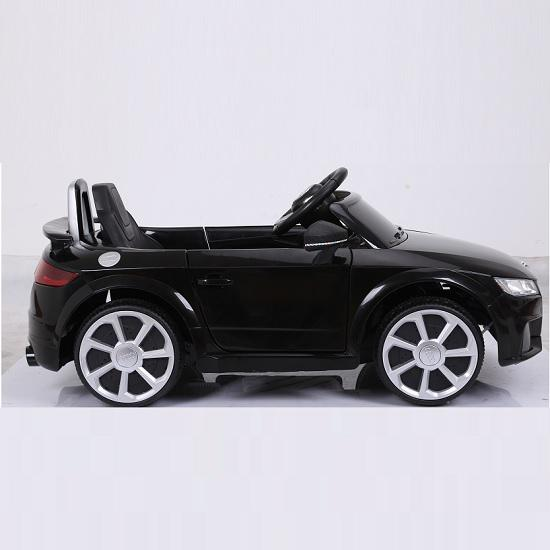 Dětské elektroauto Eljet Audi RS TT černé 2