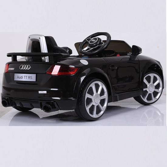 Dětské elektroauto Eljet Audi RS TT černé 3