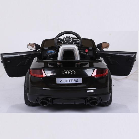 Dětské elektroauto Eljet Audi RS TT černé