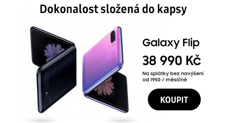 Galaxy Z Flip fb