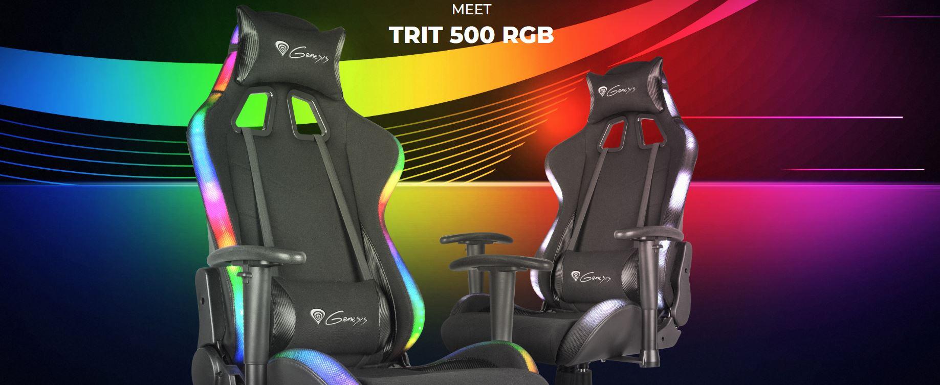 Genesis Trit 500 RGB – 1