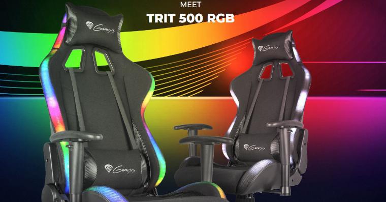 Genesis Trit 500 RGB