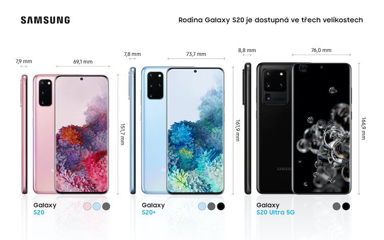 Samsung Galaxy S20 Infografika 2