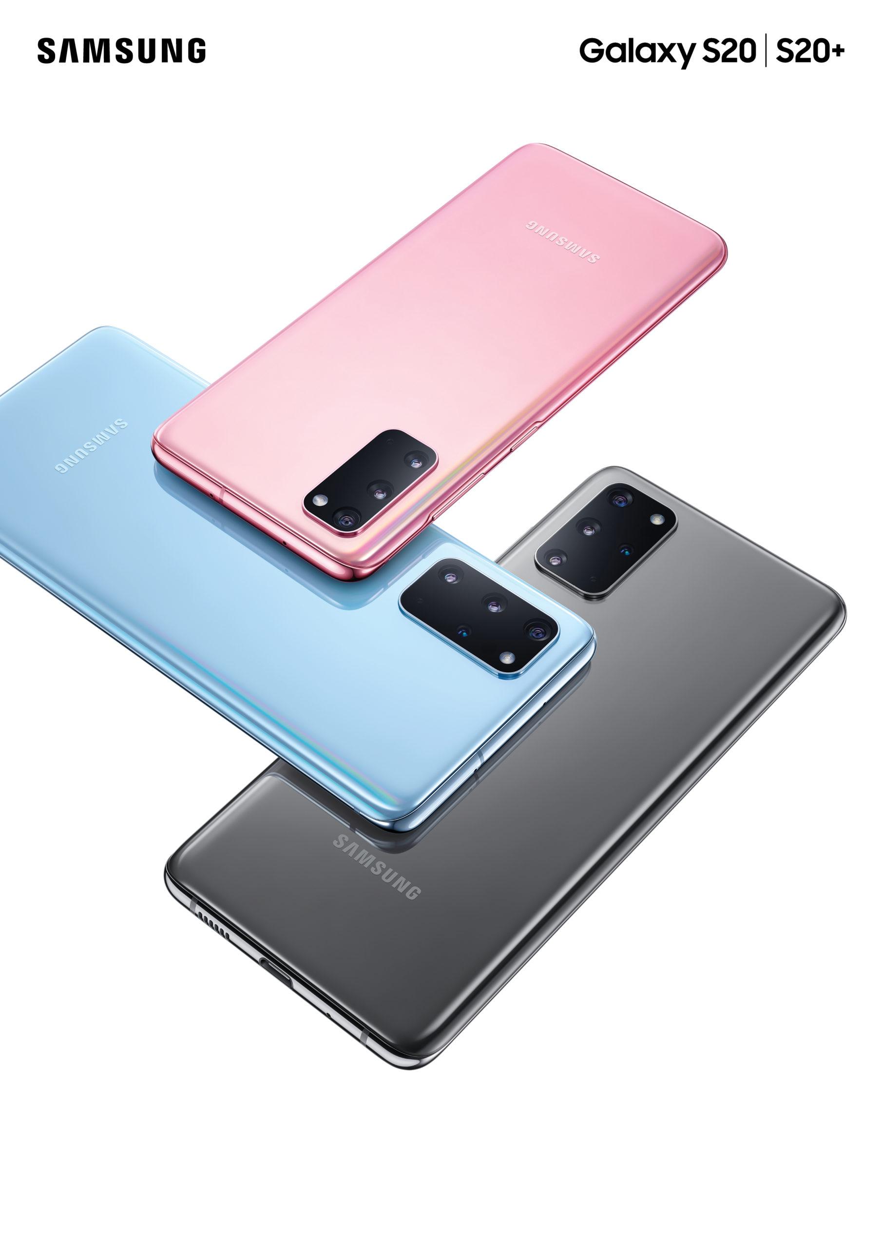 Samsung Galaxy S20 S20+ S20 Ultra 5
