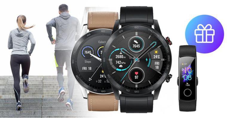 Mobil Pohotovost hodinky Honor plus darek fb