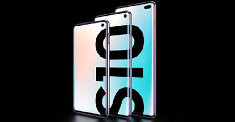 Samsung Galaxy S10 fb