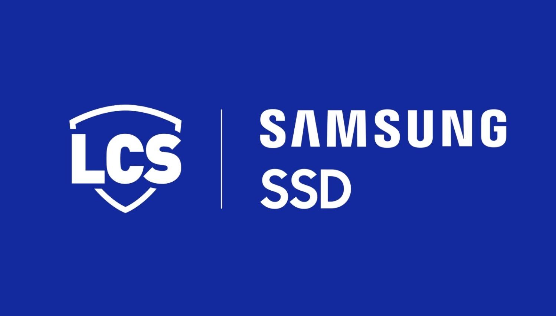 Samsung SSD LCS