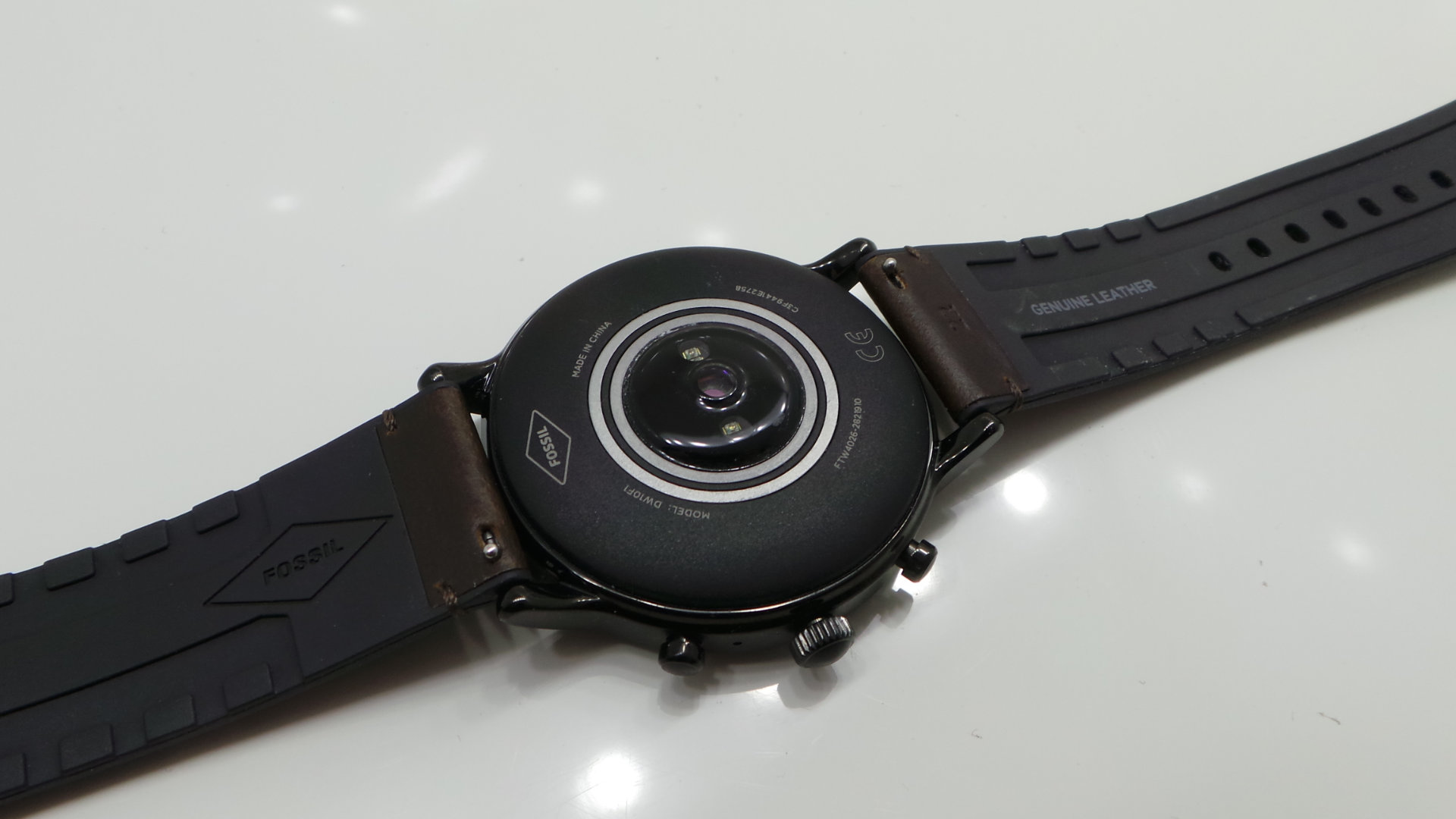 chytre hodinky Fossil Gen 5 Carlyle