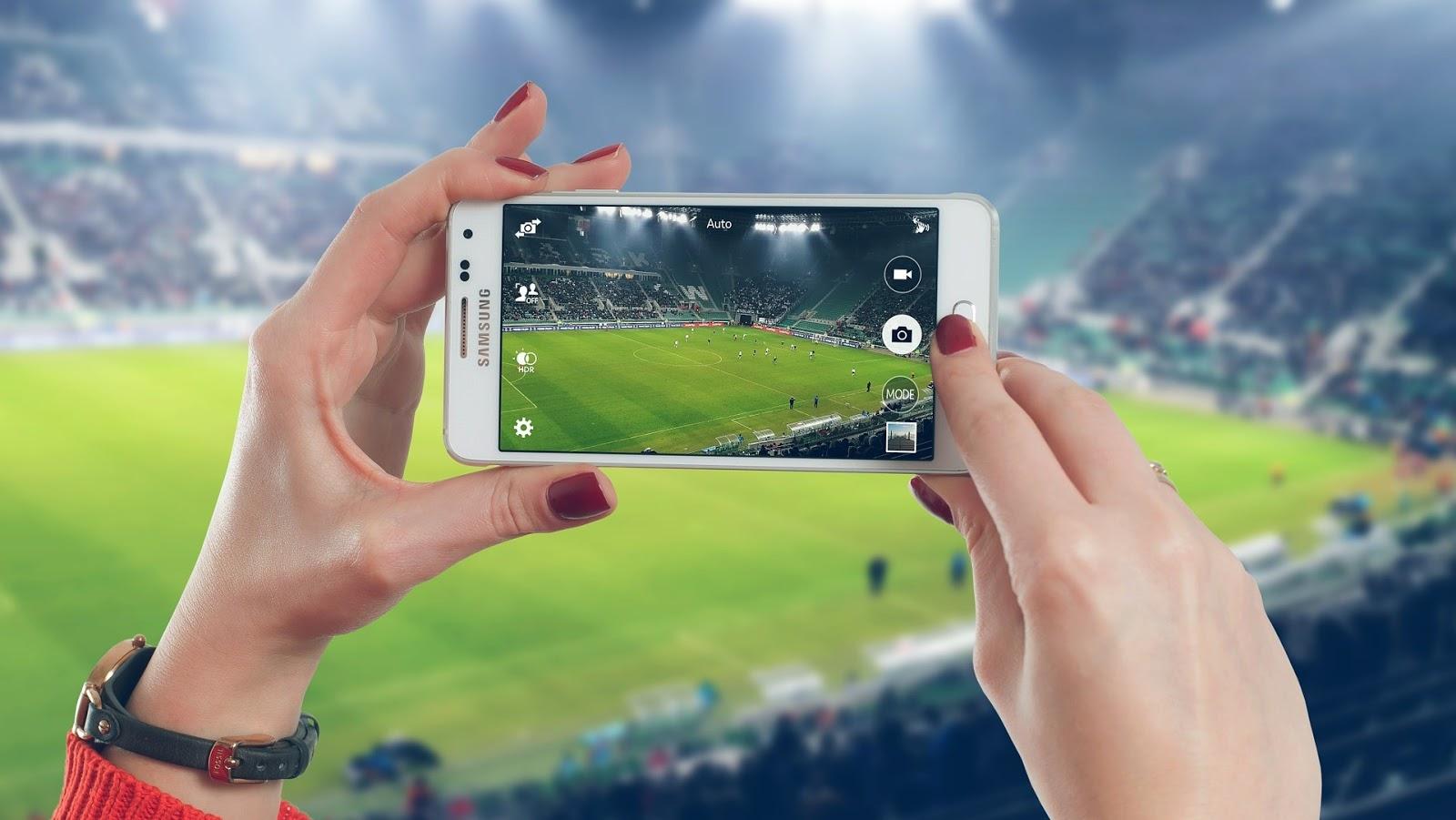 Chytré telefony od Samsungu - samsung ze zahraničí